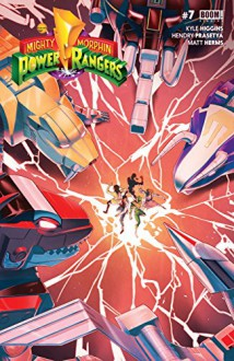 Mighty Morphin Power Rangers #7 - Kyle Higgins, Hendry Prasetya