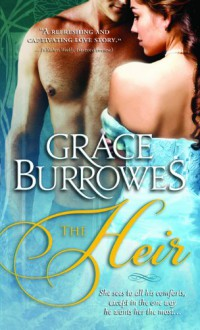 The Heir (Duke's Obsession,#1) - Grace Burrowes