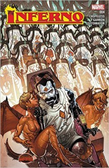 Inferno #4 - Dennis Hopeless, Javi Garron