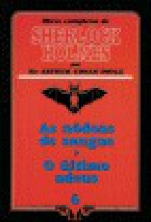 As Nódoas de Sangue * O Último Adeus - Arthur Conan Doyle