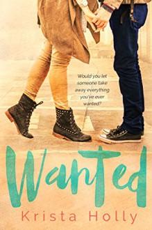 Wanted - Krista Holly, Gypsy Heart Editing