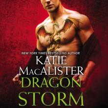 Dragon Storm - Katie MacAlister, Tavia Gilbert