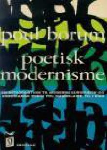 Poetisk Modernisme - Poul Borum