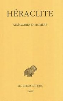 Allégories d'Homère - Heraclitus