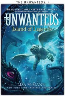 Island of Legends (The Unwanteds) - Lisa McMann