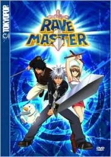 Rave Master (Cine-Manga) Volume 1: The Quest Begins - Hiro Mashima, Bob Buchholz
