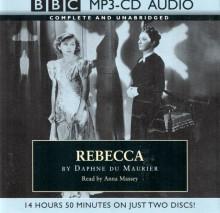 Rebecca - Daphne du Maurier,Anna Massey