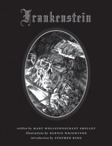 Bernie Wrightson's Frankenstein - Mary Wollstonecraft, Bernie Wrightson