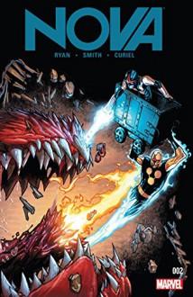 Nova (2015-) #2 - Sean Ryan, Cory Smith, Humberto Ramos