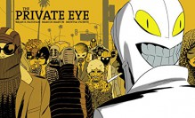 Private Eye Deluxe Edition (The Private Eye) - Brian K. Vaughan