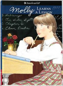 Molly Learns a Lesson: A School Story (American Girls Collection Series: Molly #2) -