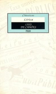 Lírica - Antologia (Clássicos Público, #8) - Luís Vaz de Camões