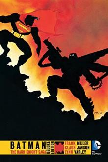 Batman: The Dark Knight Saga Deluxe Edition - Frank Miller, Frank Miller