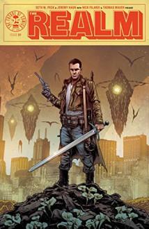 The Realm #1 - Seth Peck,Jeremy Haun,Nick Filardi,Tony Moore