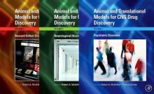 Animal and Translational Models for CNS Drug Discovery - Robert A. McArthur, Franco Borsini