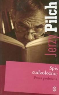 Spis cudzołożnic - Pilch Jerzy