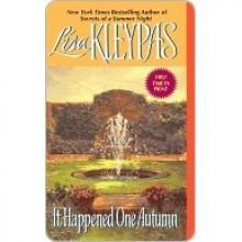 It Happened One Autumn (Wallflowers, #2) - Lisa Kleypas