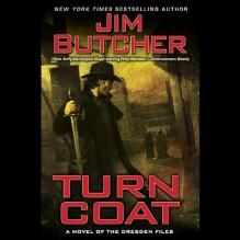 Turn Coat: The Dresden Files, Book 11 - Jim Butcher