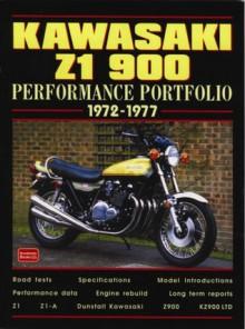 Kawasaki Z1 900 1972-77 Performance Portfolio - R.M. Clarke