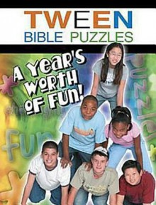 Tween Bible Puzzles - Abingdon Press