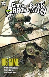 Green Arrow/Black Canary, Vol. 5: Big Game - Andrew Kreisberg, Mike Norton, Renato Guedes, Bill Sienkiewicz