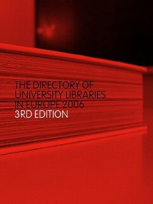 Directory of University Libraries in Europe - Driss Fatih, Driss Fatih