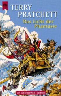 Das Licht der Phantasie - Terry Pratchett, Andreas Brandhorst