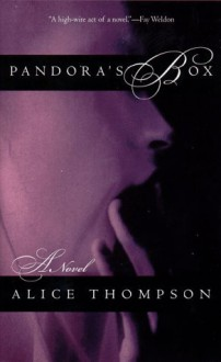 Pandora's Box - Alice Thompson