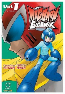 Mega Man Gigamix Volume 1 - Hitoshi Ariga