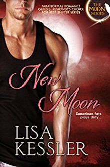 New Moon (Moon Series Book 8) - Lisa Kessler