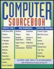 Computer Sourcebook (paperback) - Alfred Glossbrenner