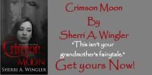 Crimson Moon: Book 1 of The Dark Woods series (Volume 1) - Sherri A. Wingler