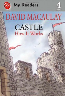 Castle: How It Works - David Macaulay, Sheila Keenan