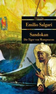 Sandokan: Die Tiger von Mompracem - Emilio Salgari