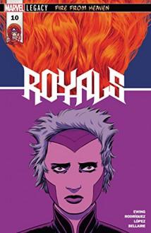 Royals (2017-) #10 - Al Ewing,Javier Rodriguez