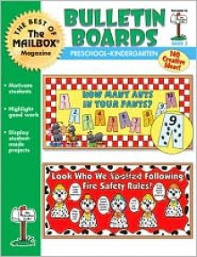 The Best of The Mailbox Bulletin Boards Preschool/Kindergarten Book 2 - Daoust Cindy