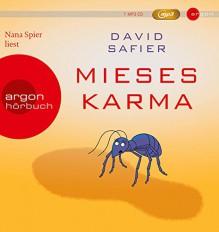 Mieses Karma (MP3-Ausgabe) - David Safier, Nana Spier, Christoph Maria Herbst