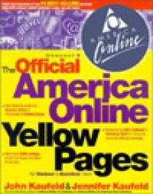 The Official America Online Yellow Pages - John Kaufeld, Jennifer Kaufeld