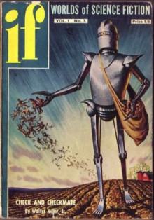 IF Worlds of Science Fiction, 1953 January (Volume 1, No. 6) - James L. Quinn, Alfred Coppel, Lyn Venable, Roger Dee, Gordon R. Dickson, Walter M. Miller Jr., Rog Phillips, Robert Turner, Mari Wolf, Rory Magill