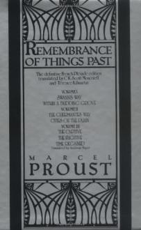 Remembrance of Things Past Volumes 1-3 Box Set - Marcel Proust