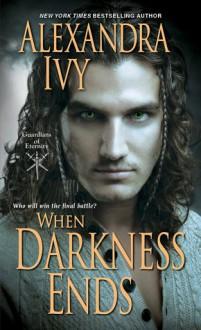 When Darkness Ends - Alexandra Ivy