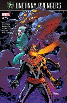 Uncanny Avengers (2015-) #25 - Jim Zub,Kim Jacinto,RB Silva,Jahnoy Lindsay,Juanan Ramirez