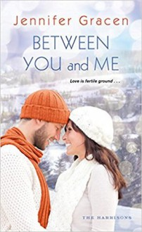 Between You and Me - Jennifer Gracen