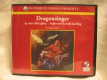 Dragonsinger by Ann McCaffrey Unabridged CD Audiobook (The Harper Hall Trilogy, Book 2) - Anne McCaffrey, Sally Darling, Sally Darling