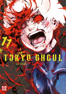 Tokyo Ghoul 11 - Sui Ishida, Yuko Keller