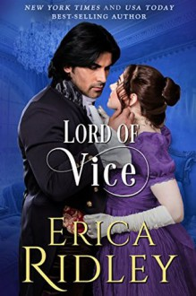 Lord of Vice - Erica Ridley