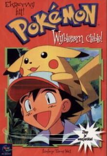 Pokemon. Wybieram ciebie! - Tracey West
