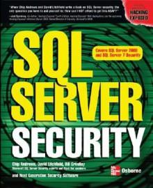 SQL Server Security - Chip Andrews, Chip Andrews