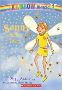 Sunny The Yellow Fairy - Georgie Ripper,Daisy Meadows