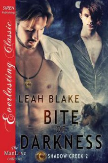 Bite of Darkness - Leah Blake